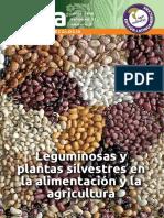 Leguminosas y plantas silvestres en la alimentación y en la agricultura