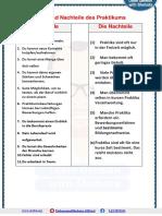 015 - B2 - Praktikum - pro und contra