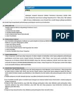 Templat Pelaporan PBD KSSM MPV Pembuatan Perabot T4