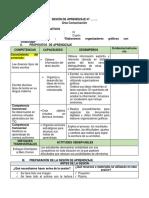 SESIÓN DE APRENDIZAJE primaria  con tpack - copia
