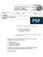 evaluacion sistemas online