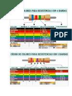 EJERCICIOS de codigo de colores.pdf