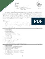 Programa Diseño de Operaciones