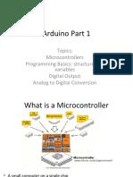 ArduinoPart1
