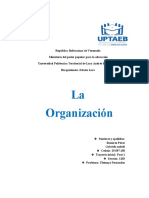 La Organización 1103 Gabriela Ramirez