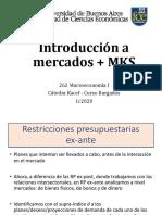 040720 Introducción análisis de mercados + MKS (PRELIMINAR)