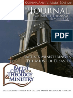 Baptists Ministering in the Midst of Disaster