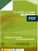 Modulo 1. Sonido y Musica Por ordenador. 03 El Sonido y Su Representacion