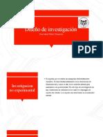 Diseño de Investigacón .pptx
