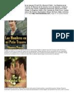 Libros en Espanol - Amazon y Barnes & Noble