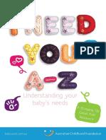 understanding your babies needs