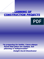 The Project Plan