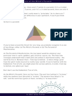 7 Points of the Witch's Pyramid