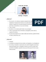 Proyecto - Introducción a la redacción - Crehana