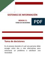 SI_Sesion12_Toma de decisiones