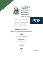 Bancos de materiales del municipio de Managua