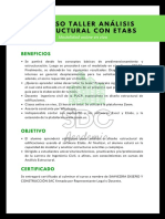BROCHURE CURSO TALLER ANÁLISIS ESTRUCTURAL CON ETABS 01.05.2020.pdf