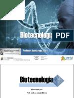 PROFESOR JOSE ARAUJO Diseño Instrucional Biotecnología