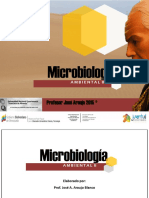 PROFESOR JOSE ARAUJO Diseño Instrucional Microbiología Ambiental II