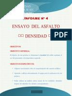 informe 4 DENSIDAD