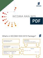 WCDMA RAN W15
