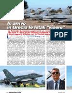 """In arrivo in Grecia le letali """"vipere"""" (Intreview)"""