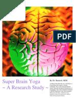 7167049 Super Brain Yoga Research Study