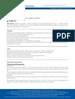 Ficha técnica epoxica Z 31
