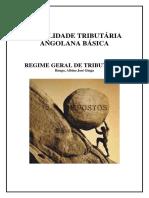AULA«FISCALIDADE TRIBUTÁRIA ANGOLANA - REGIME GERAL