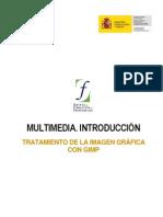 02 Multimedia. Introduccion. Tratamiento de la imagen gráfica con Gimp