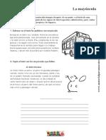 Cuadernillo para mejorar la ortografía