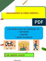 CLASE 5 CIENCIAS 1°A-B