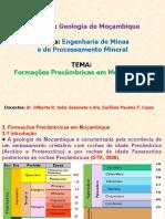 Geol._Moc._Cap.3_ppt_Formacoes Precambricas em Mocambique