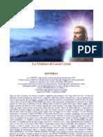 Le 9- ettere di Gesù Cristo