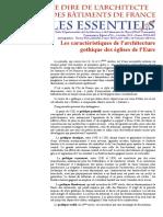 ESSENTIEL_EGLISE_26 Les caractéristiques de l'architecture gothique des églises de l'Eure.pdf