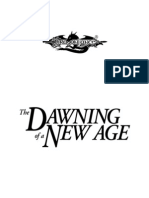 The Dawning of a New Age, Jean Rabe - Sample