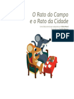 O rato do campo e o rato da cidade_lenda