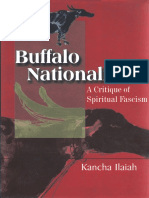 Kancha Ilaiah - Buffalo Nationalism_ A Critique of Spiritual Fascism-Samya (2004)