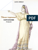 H. ARBAOUI. SOPHONISBE. II