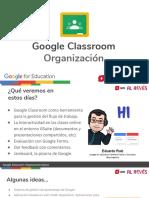 Introducción a Classroom
