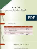 Presentation-On-Apple-Innovetive-invention-on-aspect-of-Merketing-Management_Final.pptx