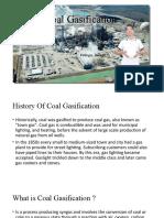 Coal-Gasification