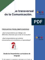 Relatoría Conversatorio de Comunicación