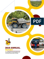 2019 Annual Report Report of the Ghana Chamber of Mines