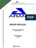 B018 MIXER MANUAL