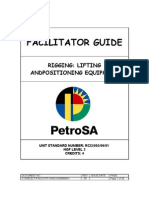 Facilitator GUIDE Lifting And Positioning Equipment