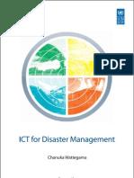 ICT for Disaster Management Eprimer-dm