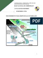 Guía para el diseño de alcantarillado Nivel 1, G Cuñis, 2020 borrador (1)