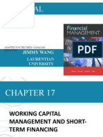 working capital mgmt