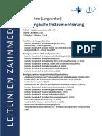083-030_S3_Subgingivale_Instrumentierung_Langversion